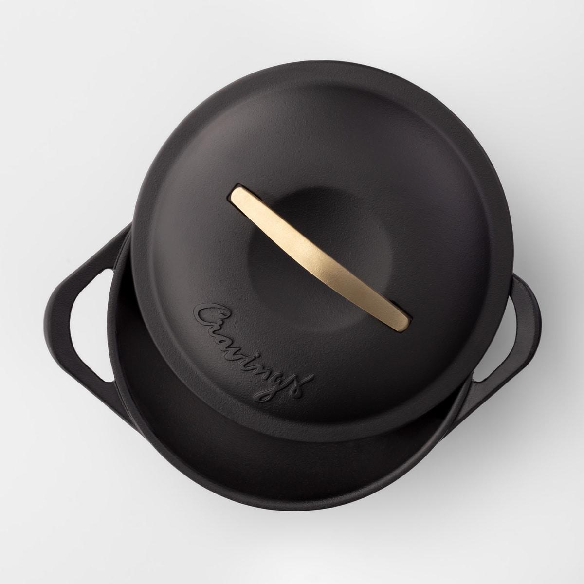Cravings by Chrissy Teigen cast iron Dutch oven