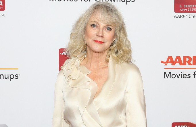 Blythe Danner attends AARP The Magazine's17th Annual Movies For Grownups Awards at the Beverly Wilshire Four Seasons Hotel