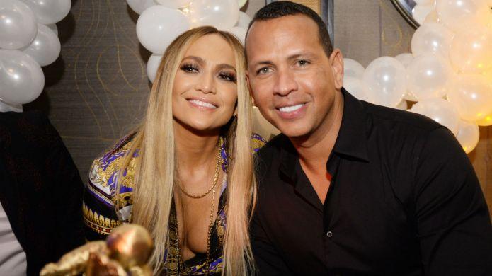 Jennifer Lopez, Alex Rodriguez, 2018 MTV