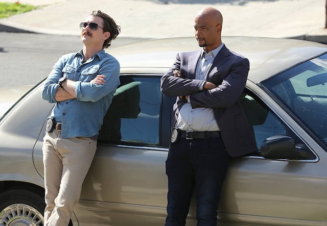 Photo from 'Lethal Weapon'