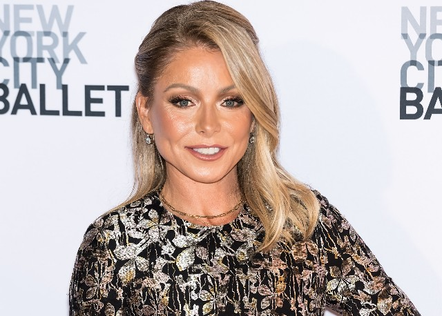 Kelly Ripa attends the 2018 New York City Ballet Fall Fashion Gala at David H. Koch Theater, Lincoln Center on September 27, 2018, in New York City