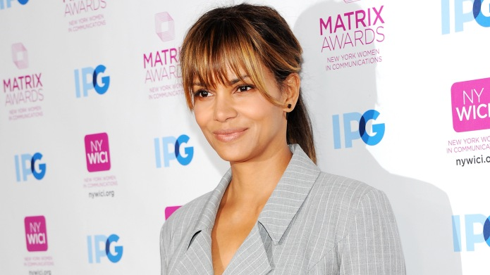 Halle Berry attends 2018 Matrix Awards