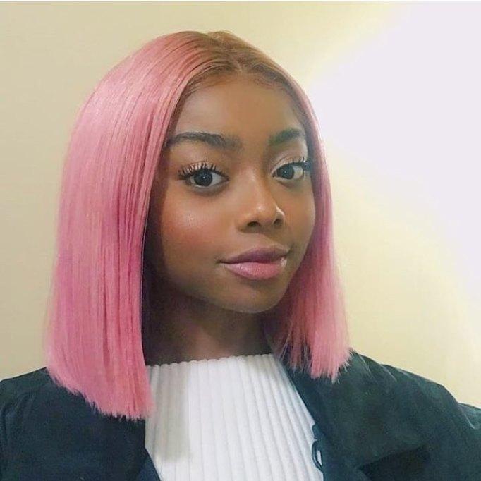 Skai Jackson: Cotton Candy Pink