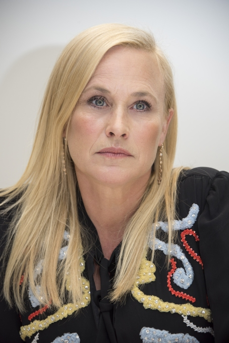 Patricia Arquette deep in thought
