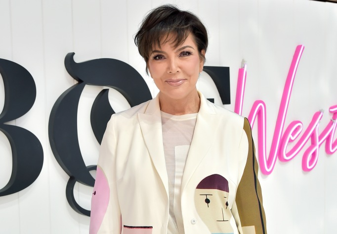Kris Jenner attends the BoF West Summit at Westfield Century City on June 18, 2018, in Century City, California