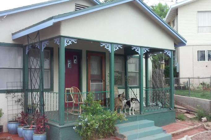 Pet-Friendly Haunted House in Bisbee, Arizona.