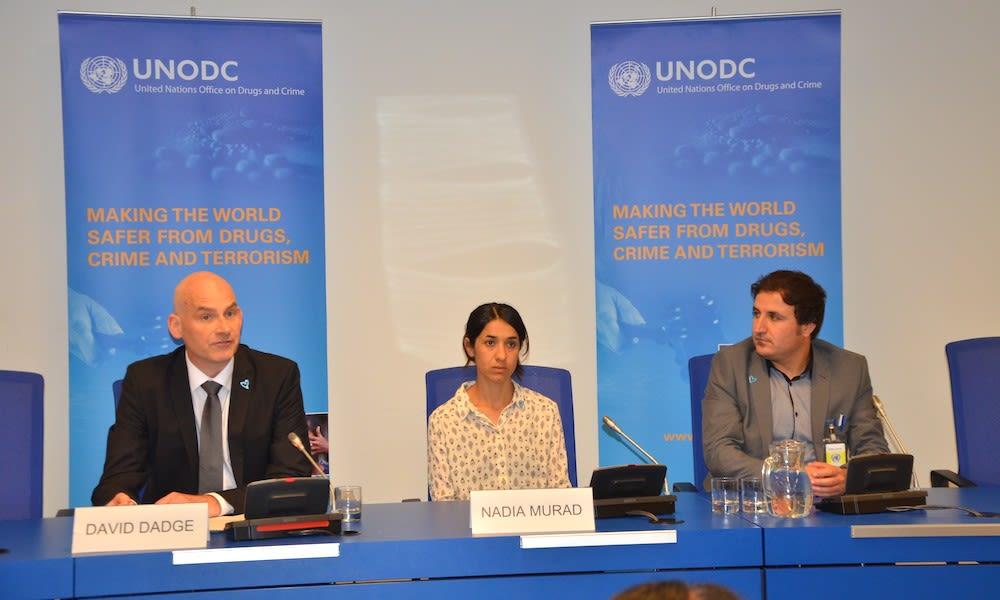Nadia Murad Goodwill Ambassador
