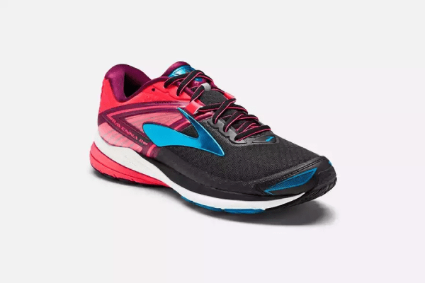 The Best Shoes for Flat-Footed Runners: Brooks Ravenna 6