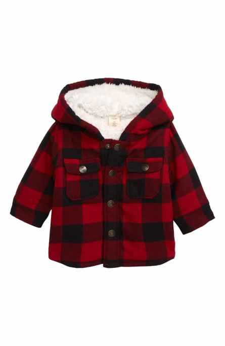 These Cute Kids Coats Will Keep Them Cozy 'Til Spring