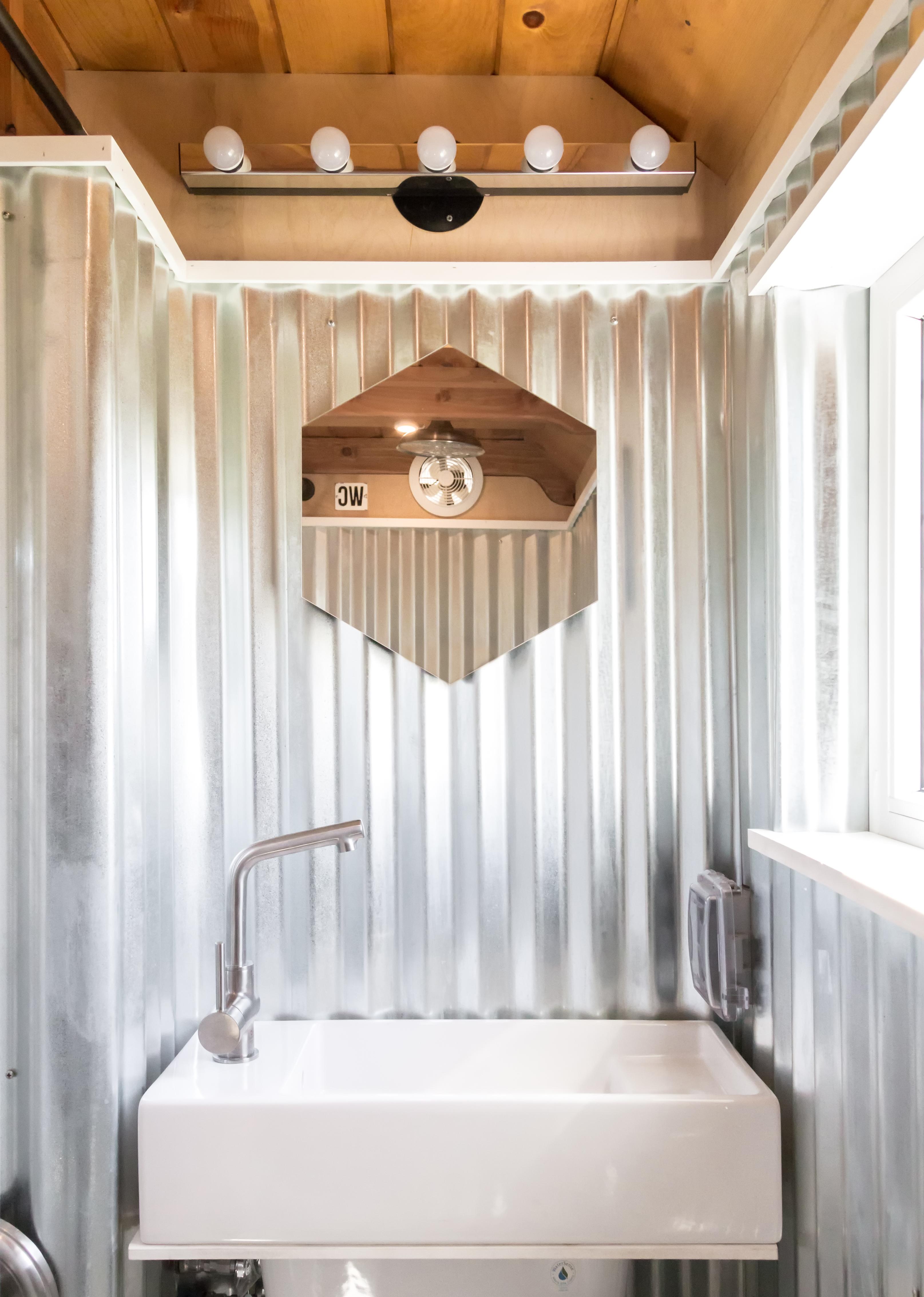 tiny house bathroom