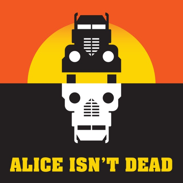 Alice Isn't Dead poster