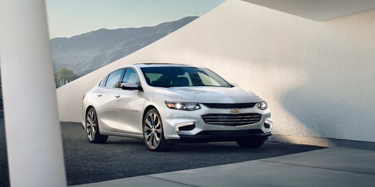 Cars You AND Your Teen Will Want Them Driving | Chevy Malibu
