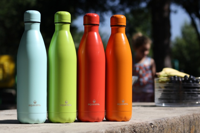 Aquasana Insulated Stainless-Steel Bottles