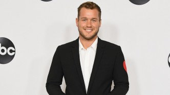 Colton Underwood attends Disney ABC Television