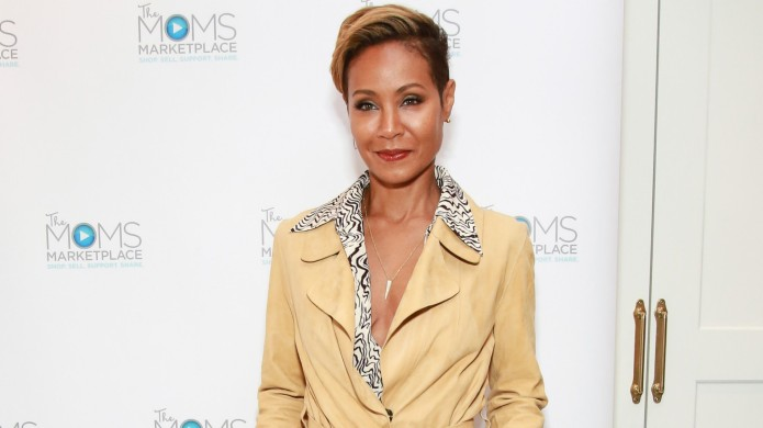 Jada Pinkett Smith on October 23,