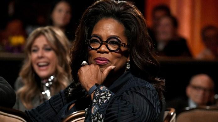Photo of Oprah Winfrey