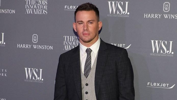 Channing Tatum attends the 2018 WSJ