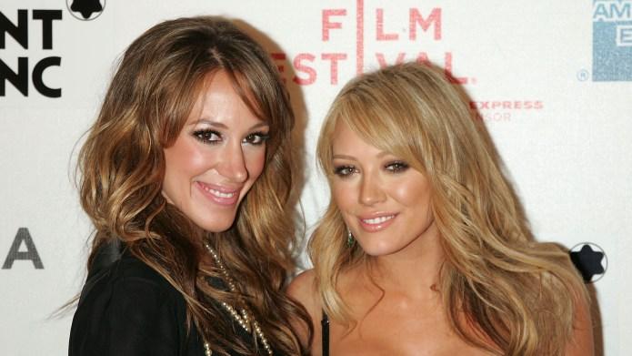 NEW YORK - APRIL 28: Actresses
