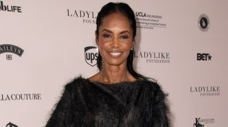 Kim Porter attends the Ladylike Foundation's