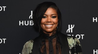 Gabrielle Union attends the Hublot and
