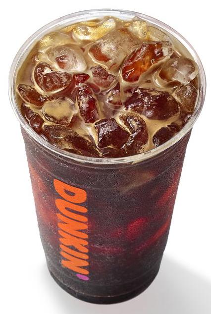 Dunkin' Iced Americano