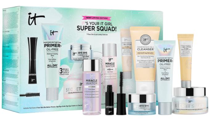7-Piece Makeup & Skincare Gift Set