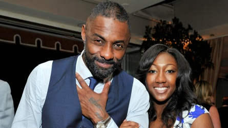 Idris Elba's Daughter Isn't Stoked About