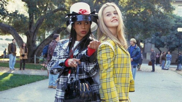 Still from Clueless with Stacy Dash