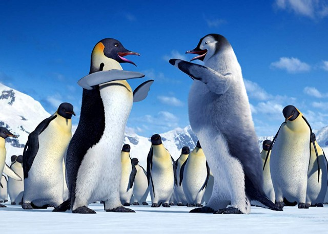 Non-Holiday Winter Movies to Watch Right Now: 'Happy Feet'