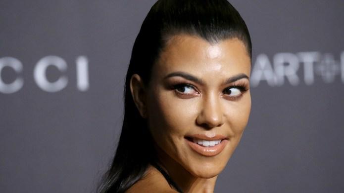 Kourtney Kardashian Freezes Her Eggs, Says
