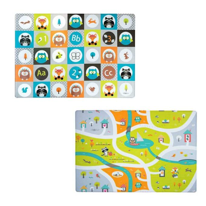 Multi Reversible Play Mat