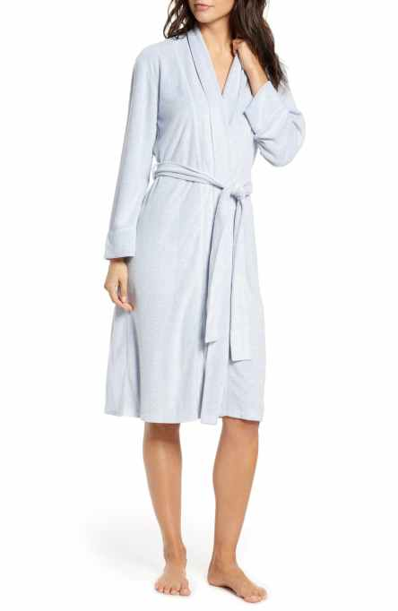 Brushed-Terry Robe