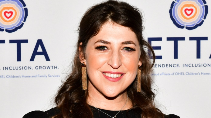 Mayim Bialik Opens Up About Coping