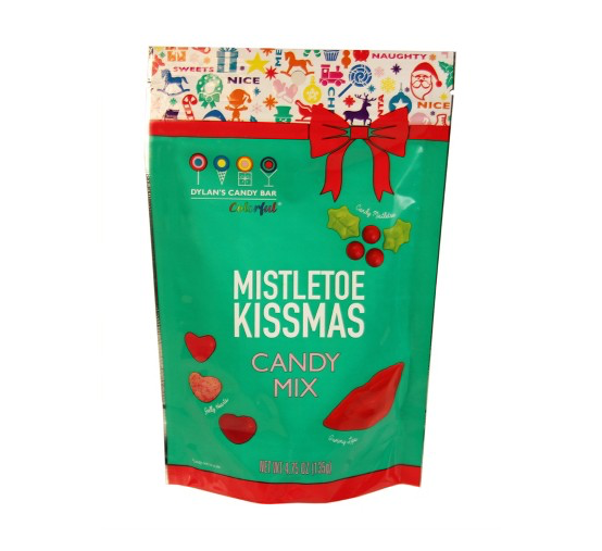 Dylan's Candy Bar Mistletoe Kissmas candy mix