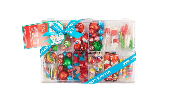 Dylan's Candy Bar giant holiday tackle box