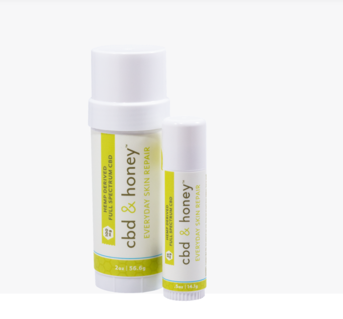 The Best CBD-Infused Products: Everyday Skin Repair LifeElements CBD & Honey Stick