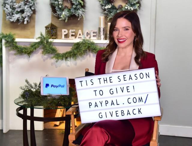 Sophia Bush for PayPal