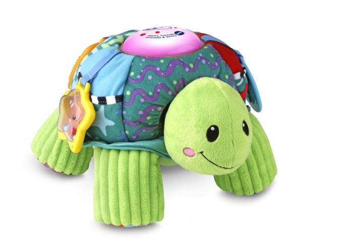 Touch & Discover Sensory Turtle
