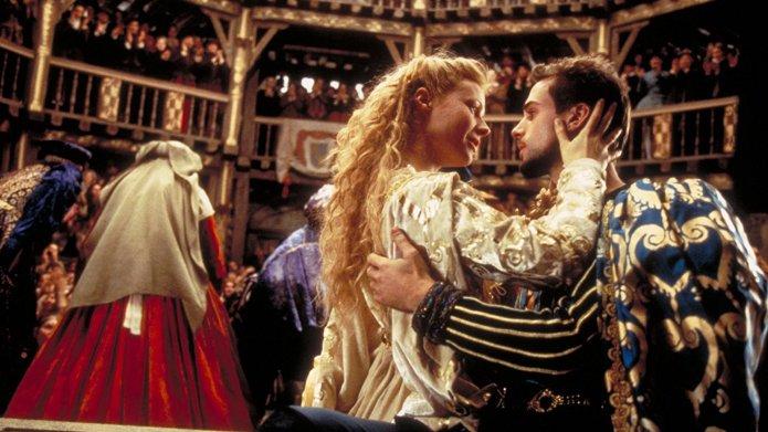 still from Shakespeare in Love