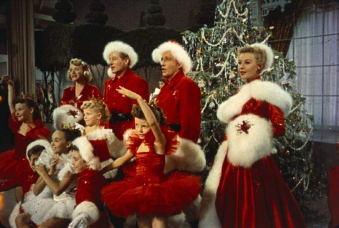 Bing Crosby Stars in 'White Christmas'