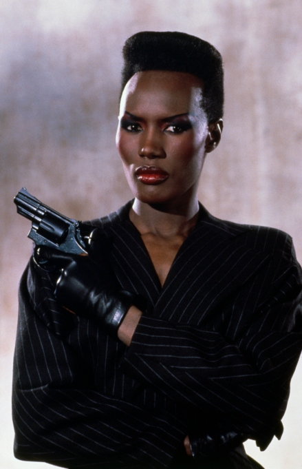 Grace Jones as May Day