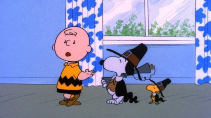 Still from 'A Charlie Brown Thanksgiving'
