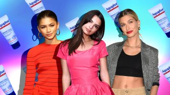 Celebrity Uses for Aquaphor: