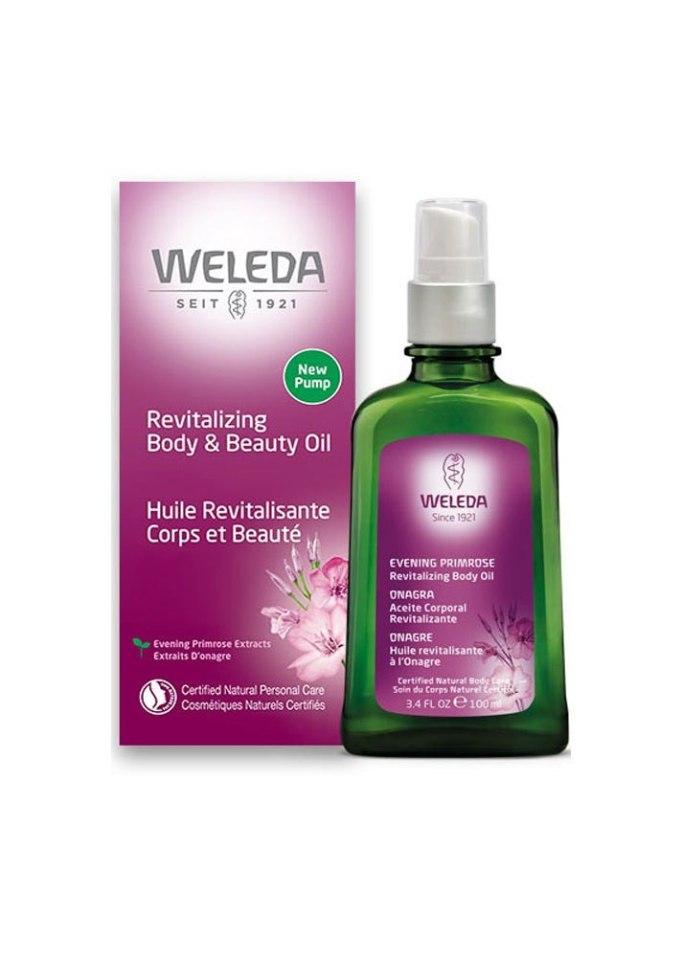 Weleda Evening Primrose Revitalizing Body & Beauty Oil