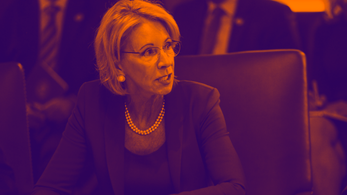 Betsy DeVos' Proposed Campus Sexual Assault Policy Perpetuates Rape Culture – SheKnows
