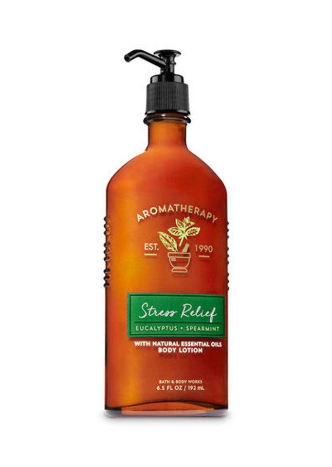 Bath & Body Works Aromatherapy Lotion