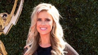 TV personality Christina El Moussa