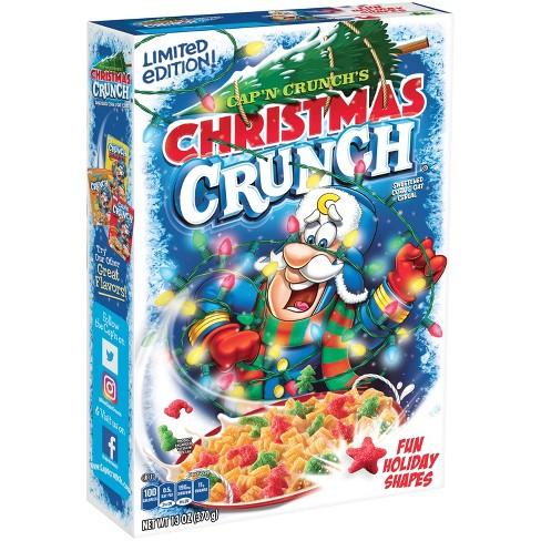 Cap N' Crunch's Christmas Crunch