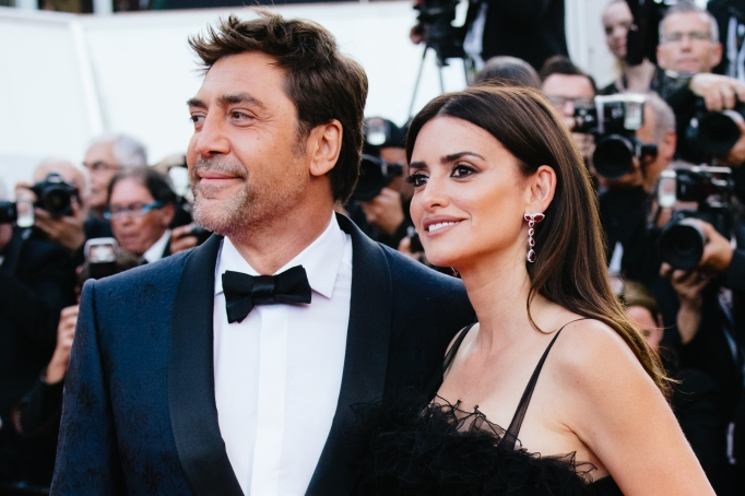 Javier Bardem and Penelope Cruz attend the screening of 'Everybody Knows (Todos Lo Saben)' and the opening gala during the 71st annual Cannes Film Festival