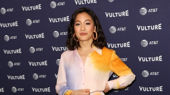 Constance Wu attends the 2018 Vulture